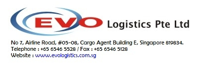 Evo Logistics Pte Ltd